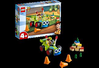 LEGO Woody & Turbo Bausatz, Mehrfarbig