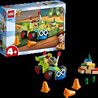 LEGO Woody & Turbo Bausatz