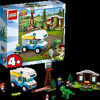 LEGO Ferien mit dem Wohnmobil Bausatz