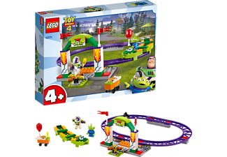 LEGO Buzz wilde Achterbahnfahrt Bausatz, Mehrfarbig