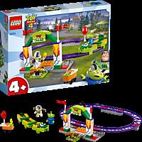LEGO Buzz wilde Achterbahnfahrt Bausatz