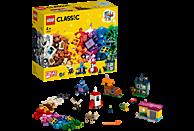 LEGO Bausteine - Kreativ mit Fenstern Bausatz, Mehrfarbig