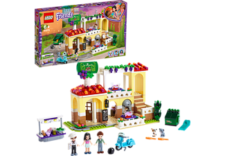 LEGO Heartlake City Restaurant Bausatz, Mehrfarbig