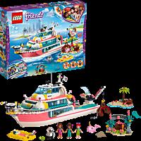 LEGO Boot für Rettungsaktion Bausatz, Mehrfarbig