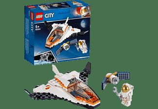 LEGO 60224 Satelliten-Wartungsmission Bausatz, Mehrfarbig