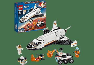 LEGO 60226 Mars-Forschungsshuttle Bausatz, Mehrfarbig