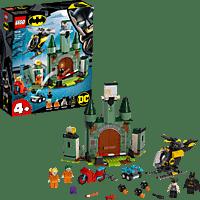 LEGO Joker™ auf der Flucht und Batman™ Bausatz, Mehrfarbig