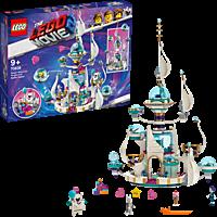 """LEGO Königin Wasimma Si Willis """"gar nicht böser"""" Space-Tempel Bausatz, Mehrfarbig"""