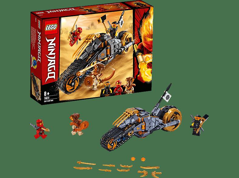 LEGO Coles Offroad-Bike Bausatz, Mehrfarbig