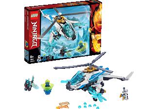 LEGO 70673 ShuriCopter Bausatz, Mehrfarbig