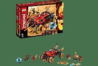 LEGO Katana 4x4 Bausatz, Mehrfarbig
