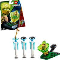 LEGO Spinjitzu Slam – Lloyd Bausatz, Mehrfarbig