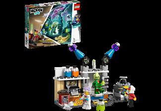 LEGO J.B.´s Geisterlabor Bausatz, Mehrfarbig