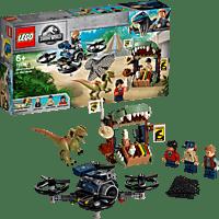 LEGO Dilophosaurus auf der Flucht Bausatz, Mehrfarbig