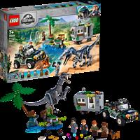 LEGO Baryonyx' Kräftemessen: die Schatzsuche Bausatz, Mehrfarbig