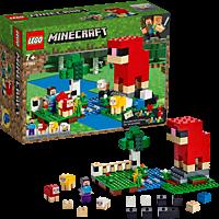 LEGO Die Schaffarm Bausatz, Mehrfarbig