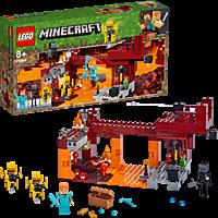 LEGO Die Brücke Bausatz, Mehrfarbig