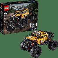 LEGO Allrad Xtreme-Geländewagen Bausatz, Mehrfarbig