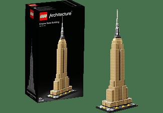 LEGO 21046 Empire State Building Bausatz, Mehrfarbig