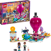 LEGO Lustiges Oktopus-Karussell Bausatz, Mehrfarbig