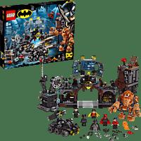 LEGO Clayface™ Invasion in die Bathöhle Bausatz, Mehrfarbig
