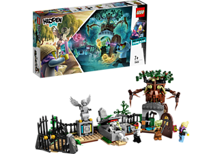 LEGO 70420 Geheimnisvoller Friedhof Bausatz, Mehrfarbig
