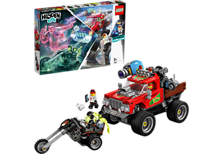 LEGO El Fuegos Stunt-Truck Bausatz, Mehrfarbig