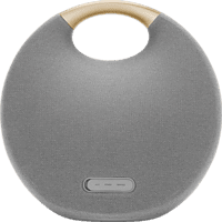 HARMAN KARDON Onyx Studio 6 Bluetooth Lautsprecher, Grau, Wasserfest