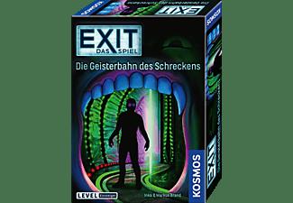 KOSMOS EXIT - Die Geisterbahn des Schreckens Gesellschaftsspiel Mehrfarbig
