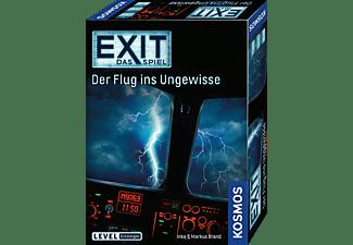 KOSMOS EXIT - Das Spiel: Der Flug ins Ungewisse Gesellschaftsspiel Mehrfarbig