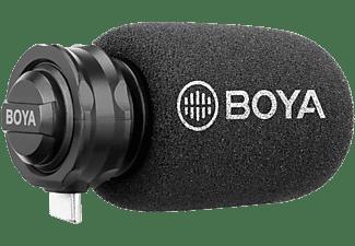 BOYA Mikrofon BY-DM100 für Smartphones mit USB Type-C Anschluss