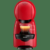 KRUPS KP1A05 Nescafé Dolce Gusto Piccolo XS Kapselmaschine Rot/Schwarz