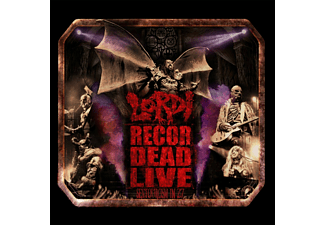 Lordi - Recordead Live - Sextourcism In Z7 (Digipak) (CD + Blu-ray)