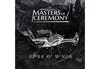 Sascha Paeth's Masters Of Ceremony - Signs Of Wings (CD)