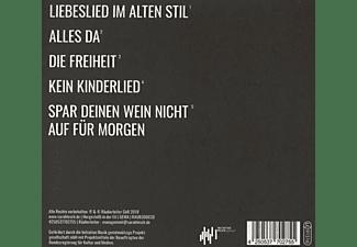 Sarah Lesch - Den Einsamen Zum Troste  - (CD)