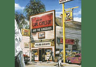 Carl Carlton, The Songdogs - Lifelong Guarantee-The Best Of  - (CD)