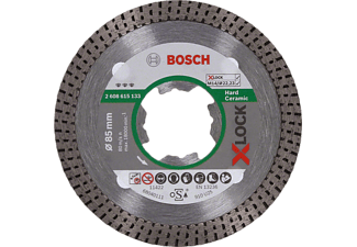 BOSCH X-LOCK Gyémánt vágókorong Best for Hard Ceramic, ø 85 x 22,23 x 1,8 x 10 mm, 1 db (2608615133)