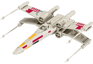 REVELL X-Wing Fighter easy-click Raumschiff, Mehrfarbig
