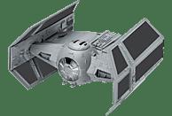 REVELL Darth Vader's TIE Fighter easy-click Raumschiff, Mehrfarbig