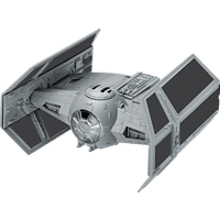 REVELL Darth Vader's TIE Fighter easy-click Raumschiff, Mehrfarbig