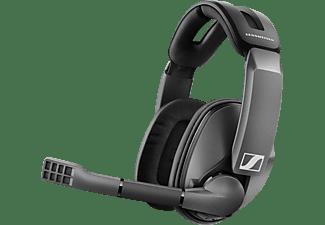SENNHEISER GSP 370, Over-ear Gaming Headset Schwarz