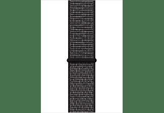 APPLE 44 mm Nike Sport Loop Schwarz (MX812ZM/A)