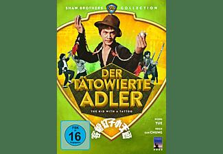Der tätowierte Adler (Shaw Brothers Collection) DVD