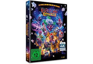 Killer Klowns from Outer Space Blu-ray + DVD