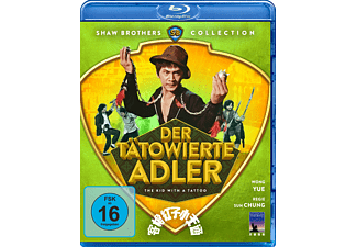 Der tätowierte Adler (Shaw Brothers Collection) Blu-ray