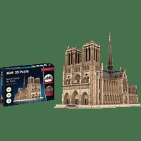 REVELL NOTRE DAME DE PARIS 3D Puzzle, Mehrfarbig