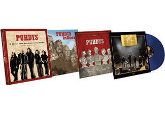 Puhdys - Rock & Balladen  - (Vinyl)