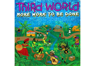 Third World - More Work To Be Done (6-Panel Digisleeve) - (CD)
