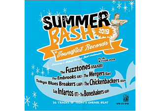 Various - SOUNDFLAT RECORDS SUMMER BASH 2019 - (CD)