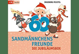 Sandmännchens Freunde - Sandmännchens Freunde-Die Jubiläumsbox  - (CD)